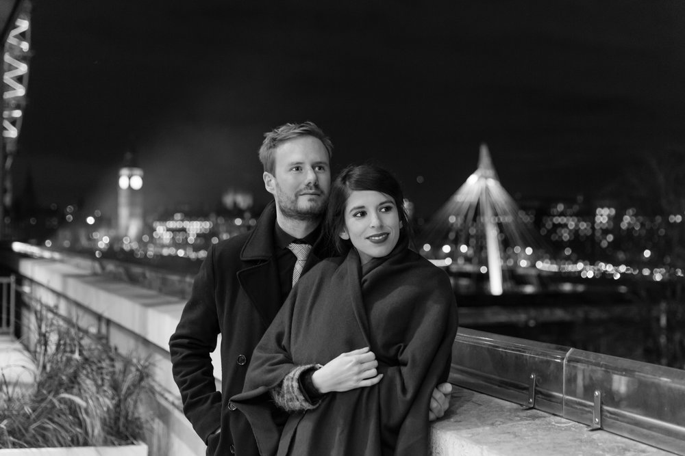 Southbank Engagement Photographer