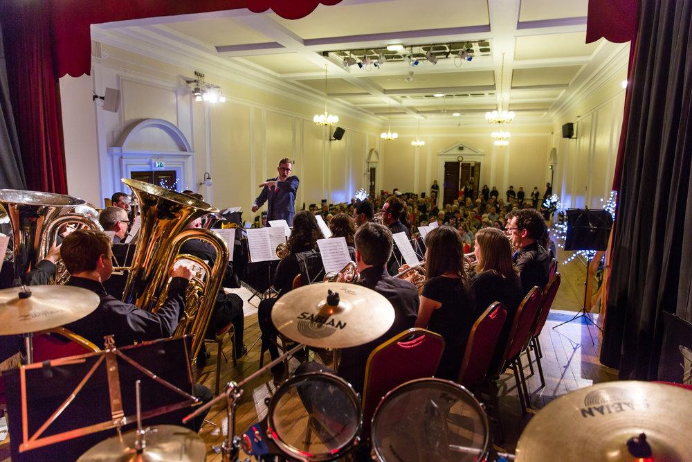 York House Twickenham concert