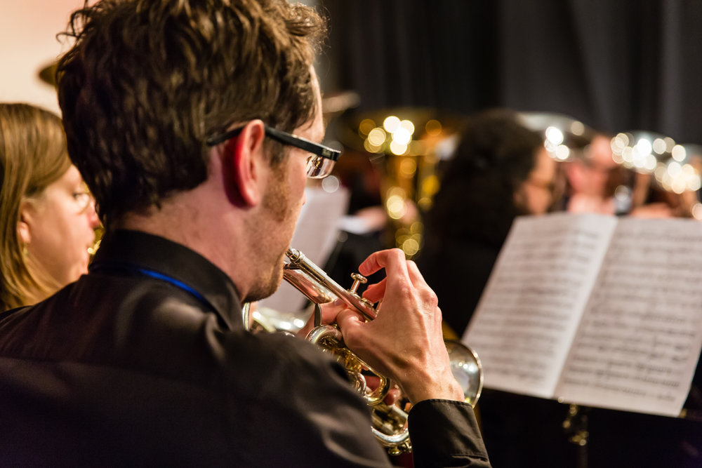 York House Festive Brass Concert / London Event Photography