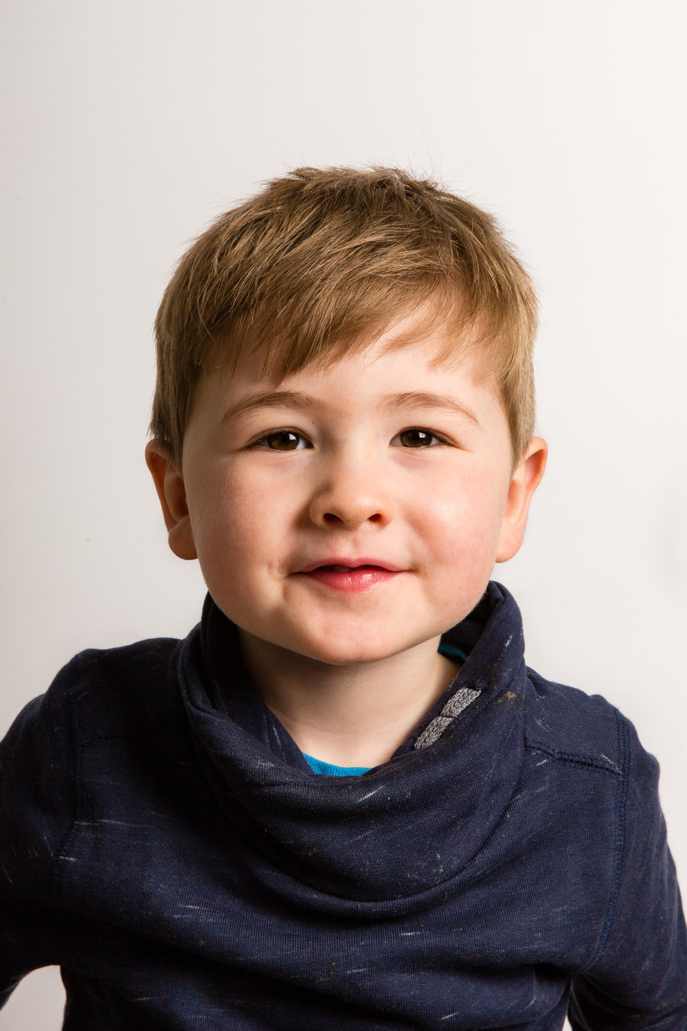 Professional Children Headshots Surrey