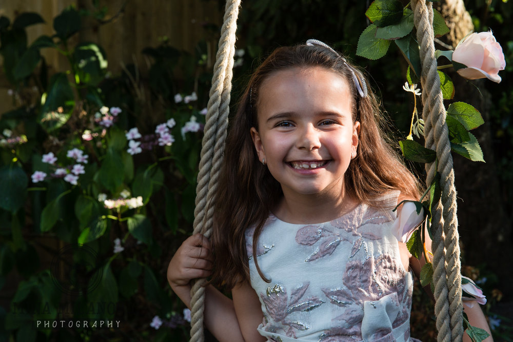 London and Surrey Children Photographer