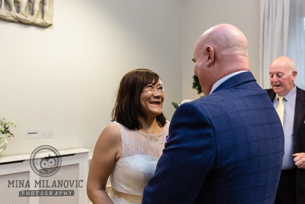 York House Wedding / Surrey Wedding Photographer
