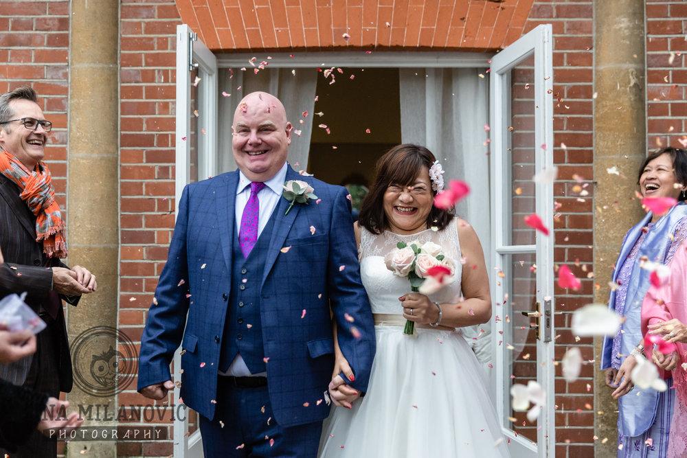 Richmond Wedding Photographer at York House