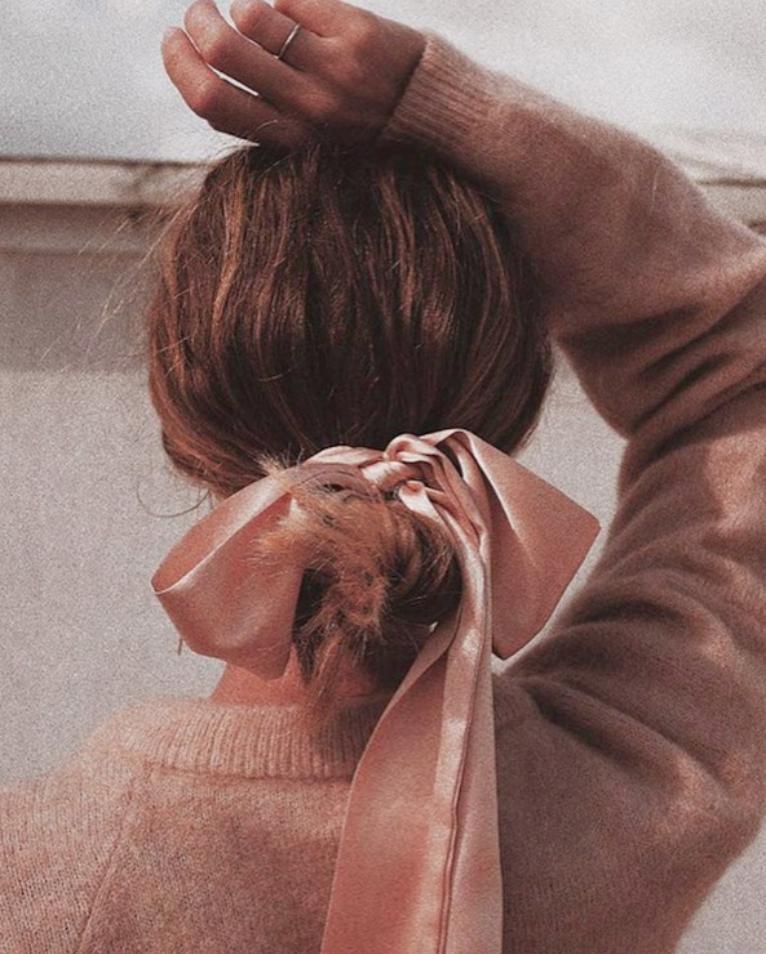 dreamy hair bow