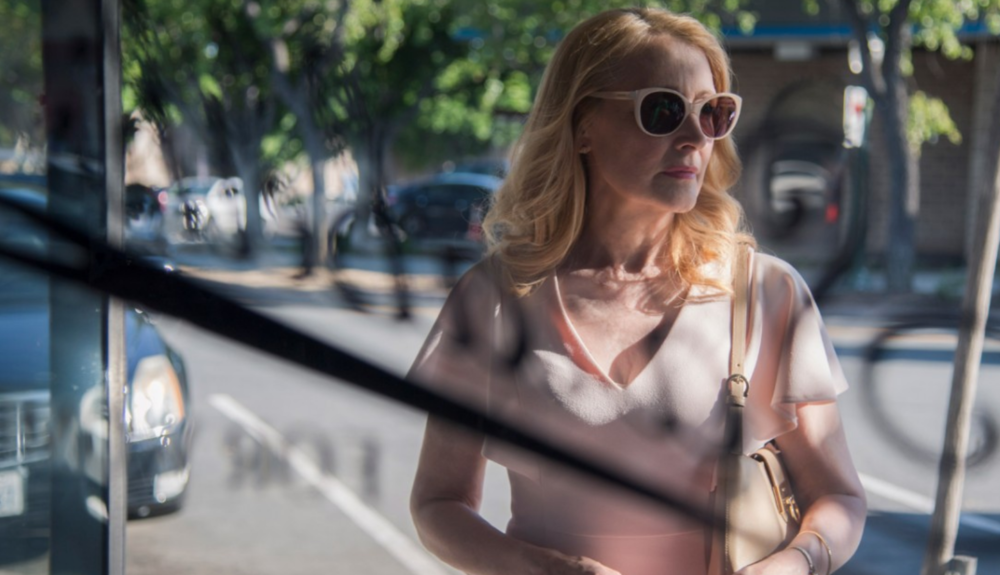 Patricia Clarkson as Adora, giving us J.Crew realness