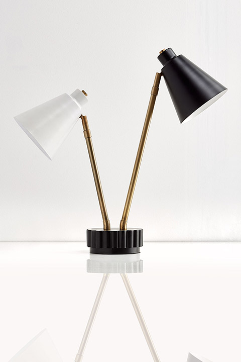 Le Sunday Yves Lamp