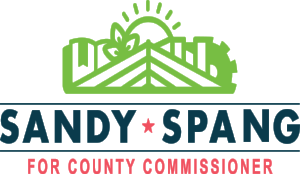 Sandy Spang for County Commissioner