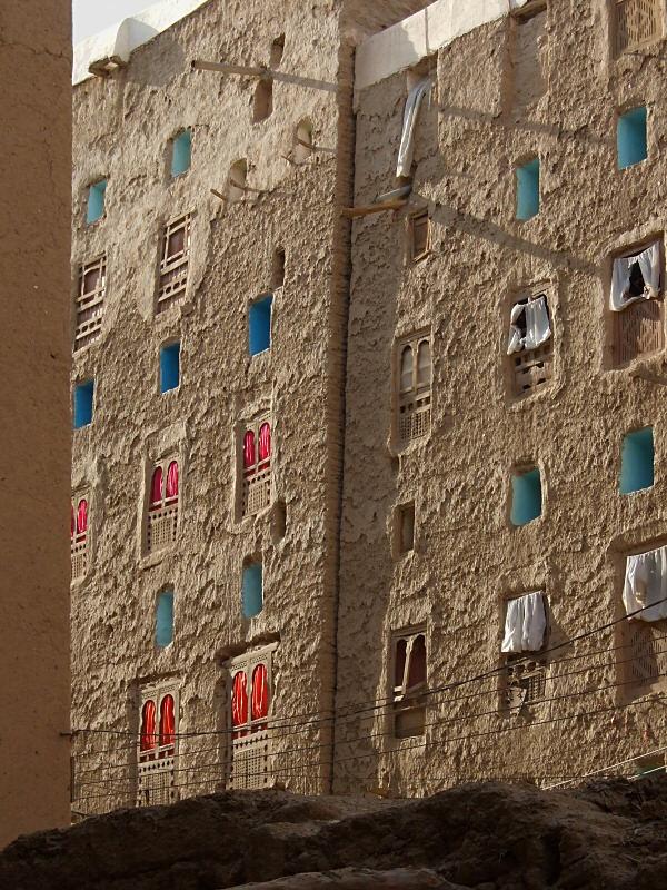 Shibam, πόλη από παραμύθι
