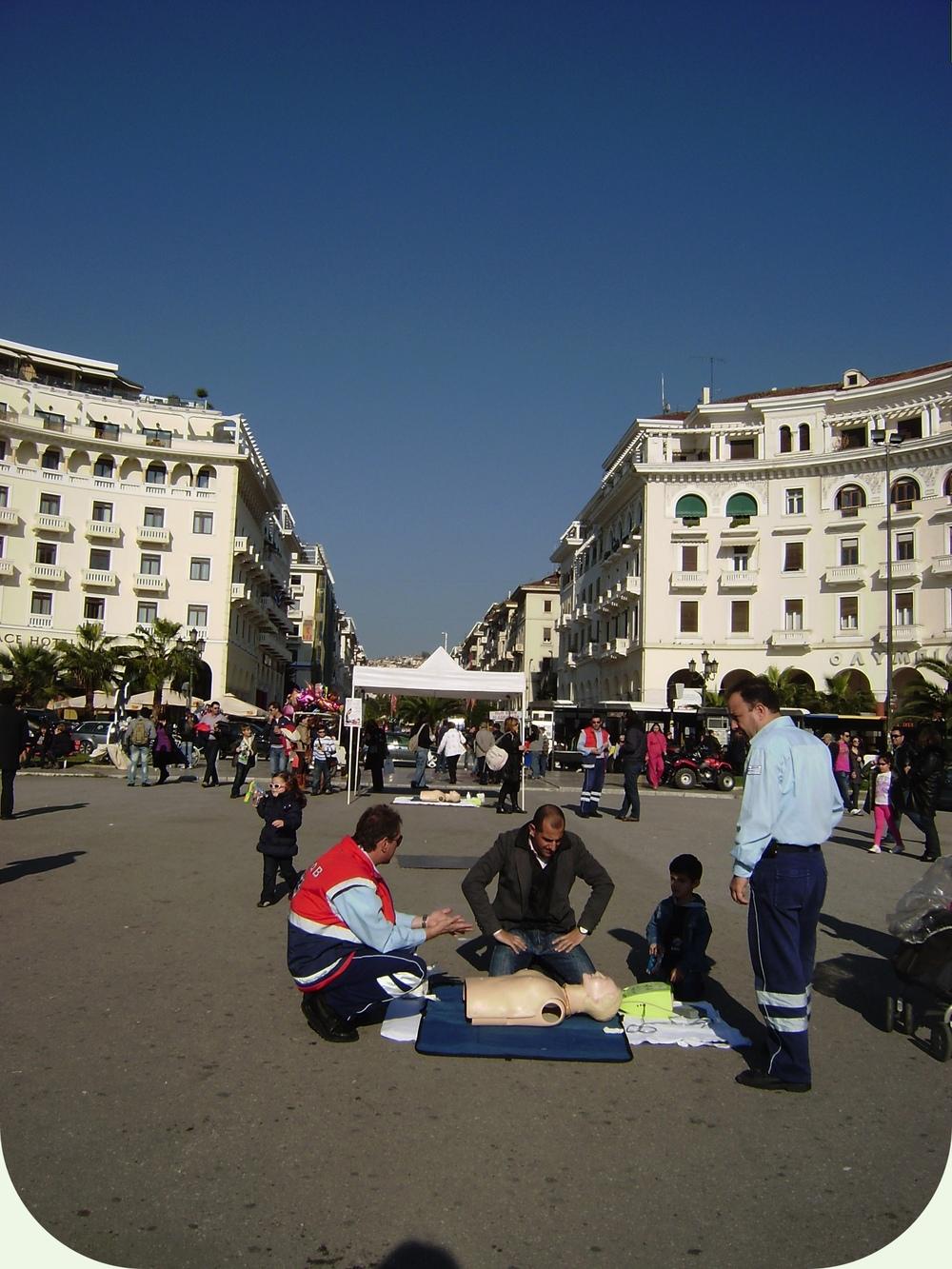 Θεσσαλονίκη, λίγο πριν τις εκλογές