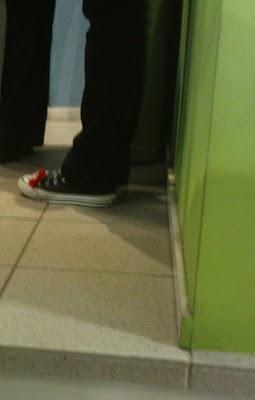 Μωβ + Converse = Μόδα