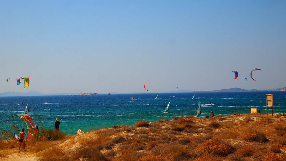Orkos, Naxos, Greece