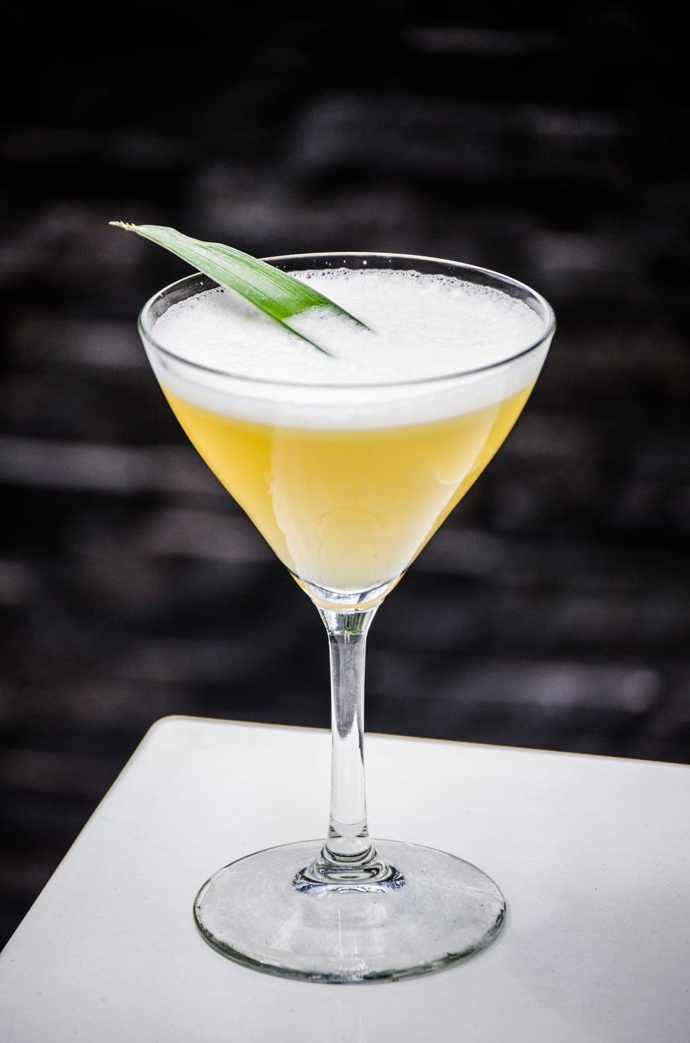 Juniper & Ivy San Diego  Summer Cocktail Menu