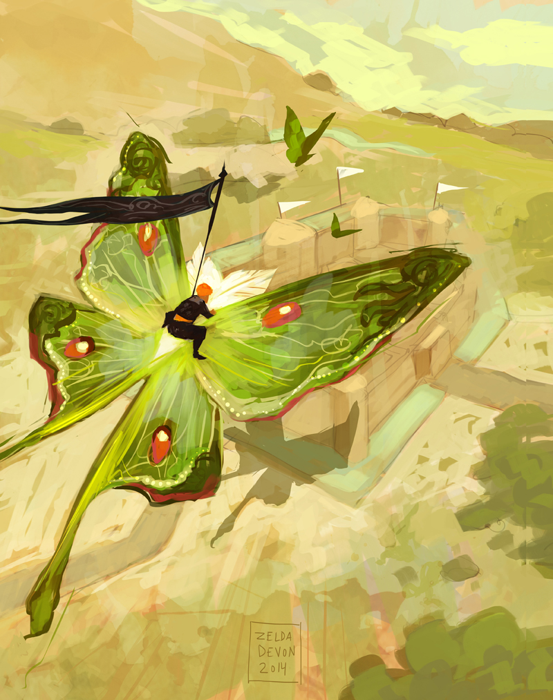 Mughal Moth