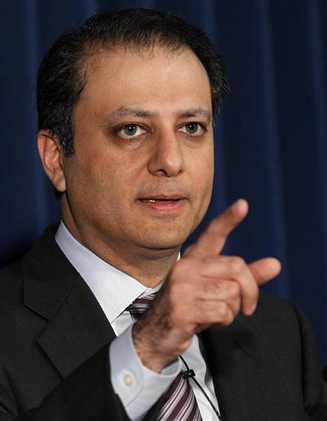 U.S. Attorney Preet Bharara has picked up the torch of the Moreland Commission after Governor Cuomo tried to put it out.
