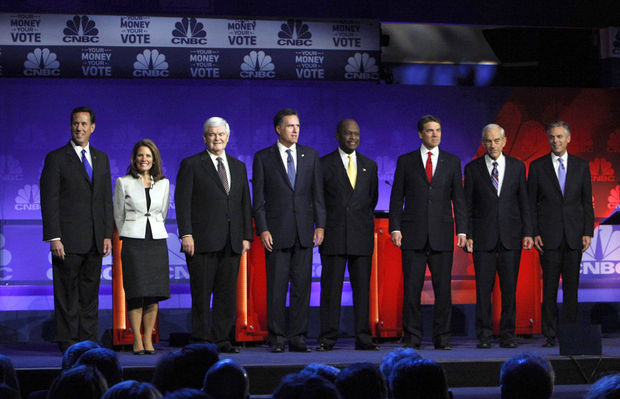 The grueling 2012 primary ended with Mitt Romney's victory. Who will enter the ring this cycle?