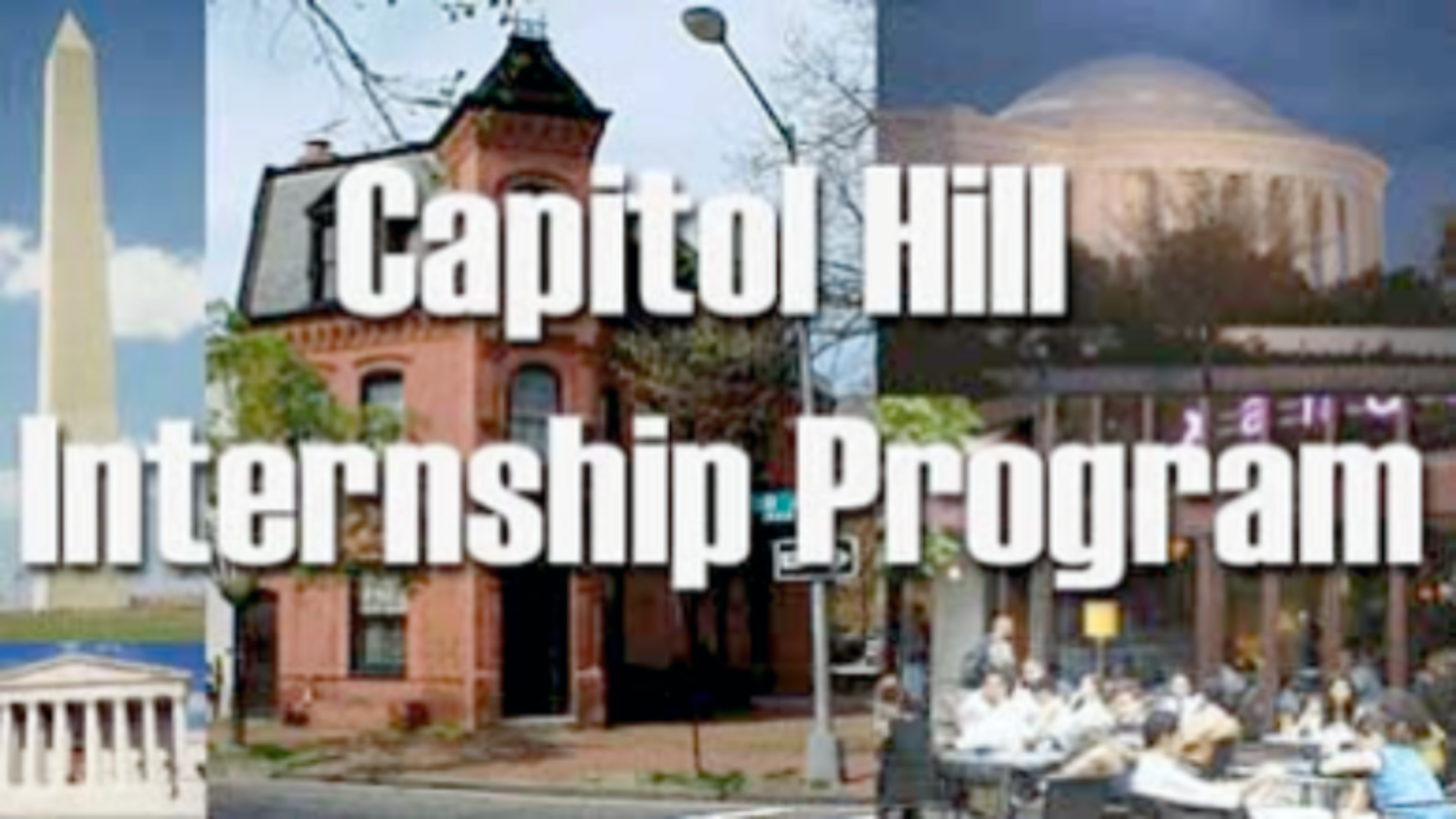 Capitol Hill Internship Program