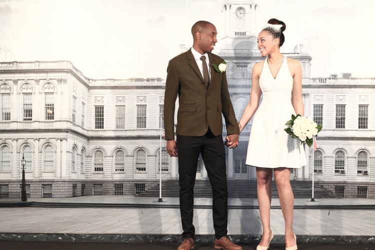 new york city hall wedding photography nyc photographer