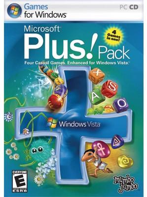 Proposed Windows Vista Plus Pack boxshot