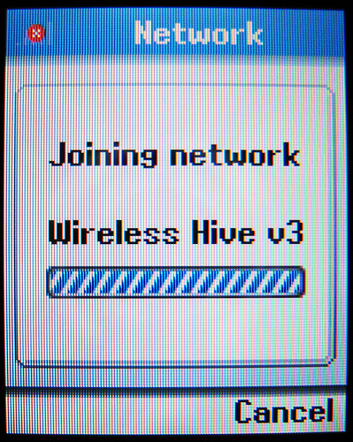 Joining my wireless network