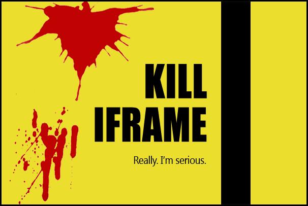kill_iframe