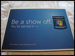 Windows 7 Logo Marketing Kit