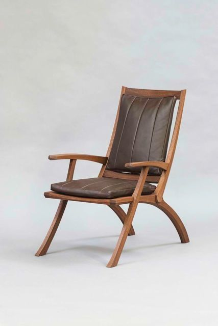 Original chair by Mollie Ferguson.