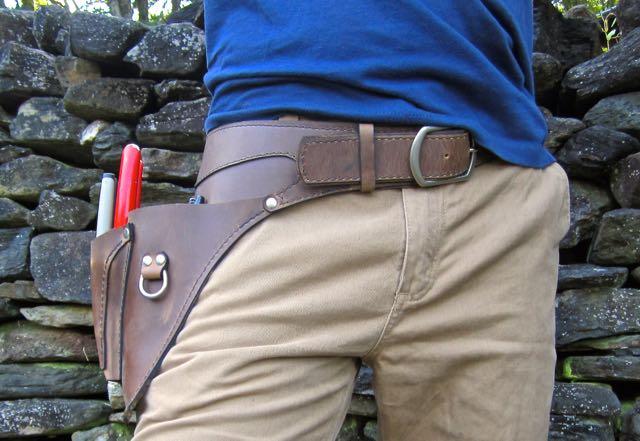 Garden Belt + reinforced belt line