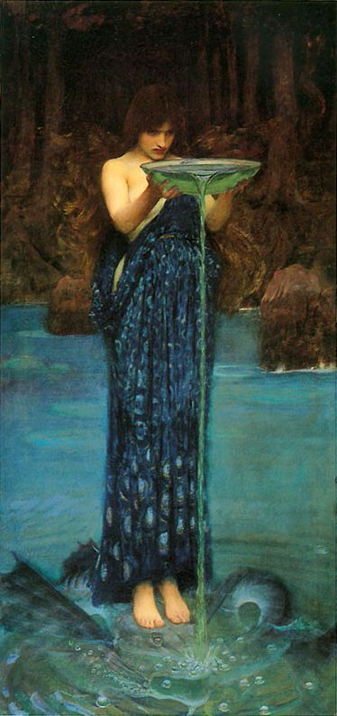 Art by John William Waterhouse