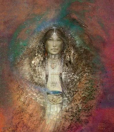 Art by Susan Seddon Boulet