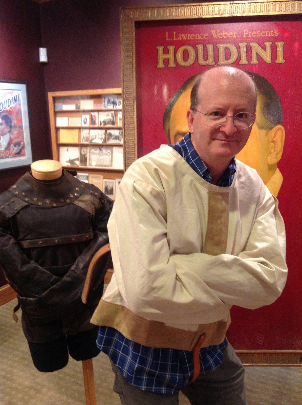 Houdini's 2012 Return to Ft. Worth, Texas
