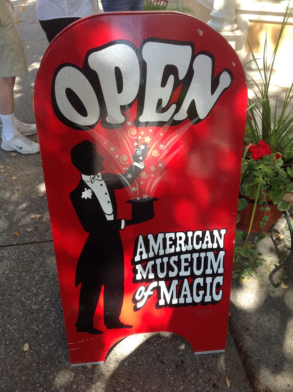 Photos of the American Museum of Magic - Marshall, Michigan