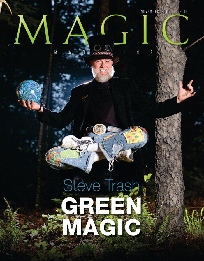 """Steve Trash - """"Rockin' Eco Hero"""" at HLSR"""