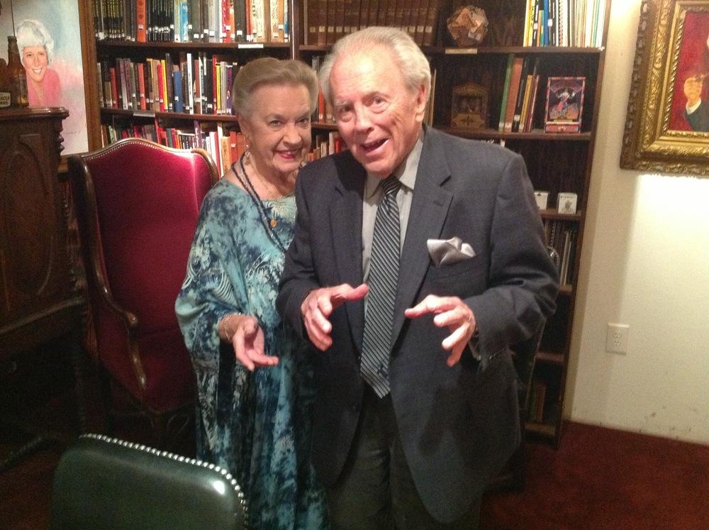 Mark Wilson & Nani Darnell