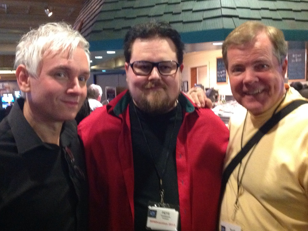 Chad Long, Pete Postkiparta, Scott Wells