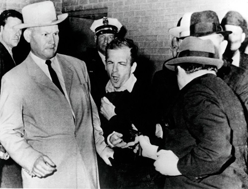 "Jack Ruby ""delivering the letter""?"