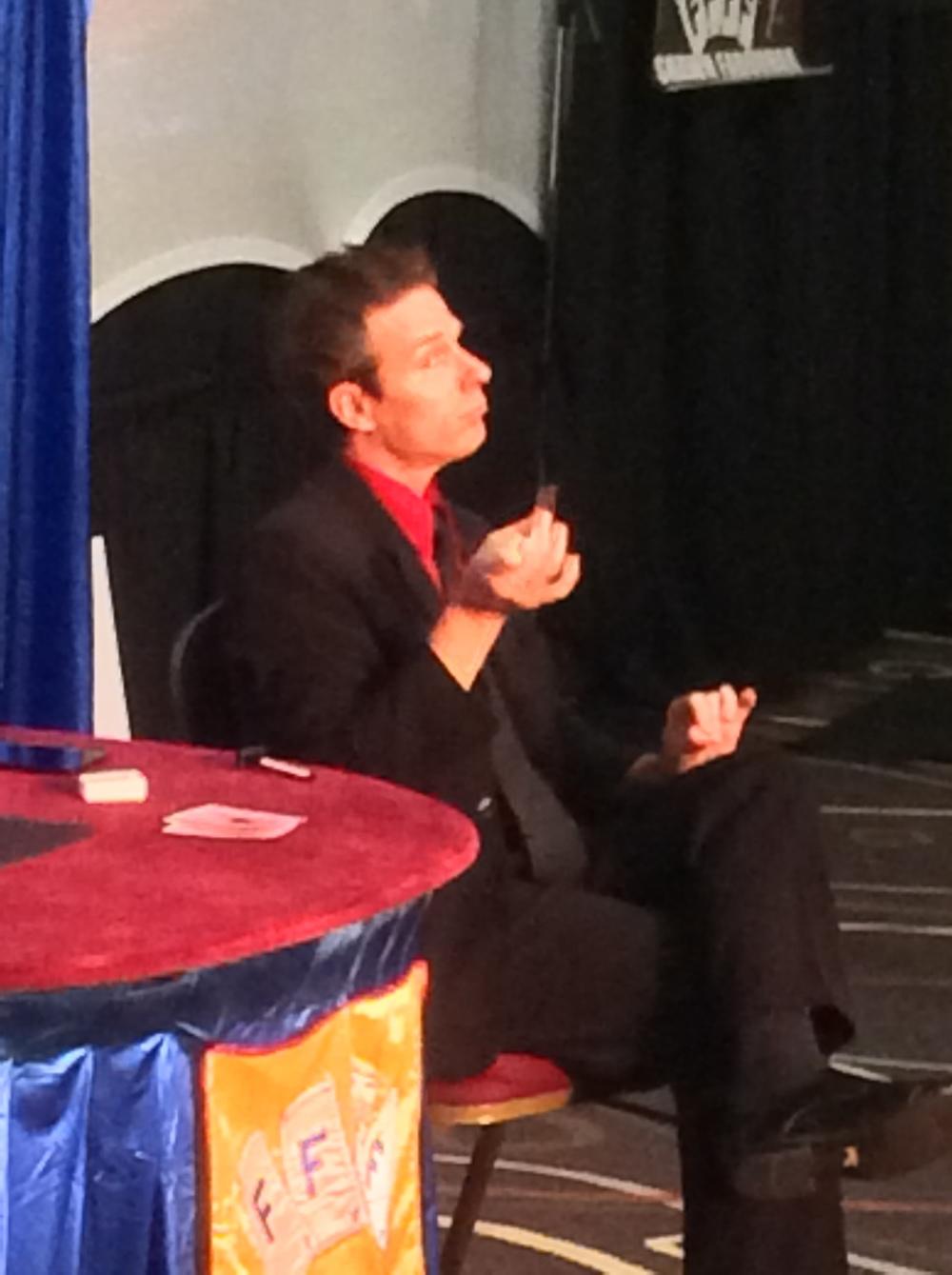 Tim Ellis lecture
