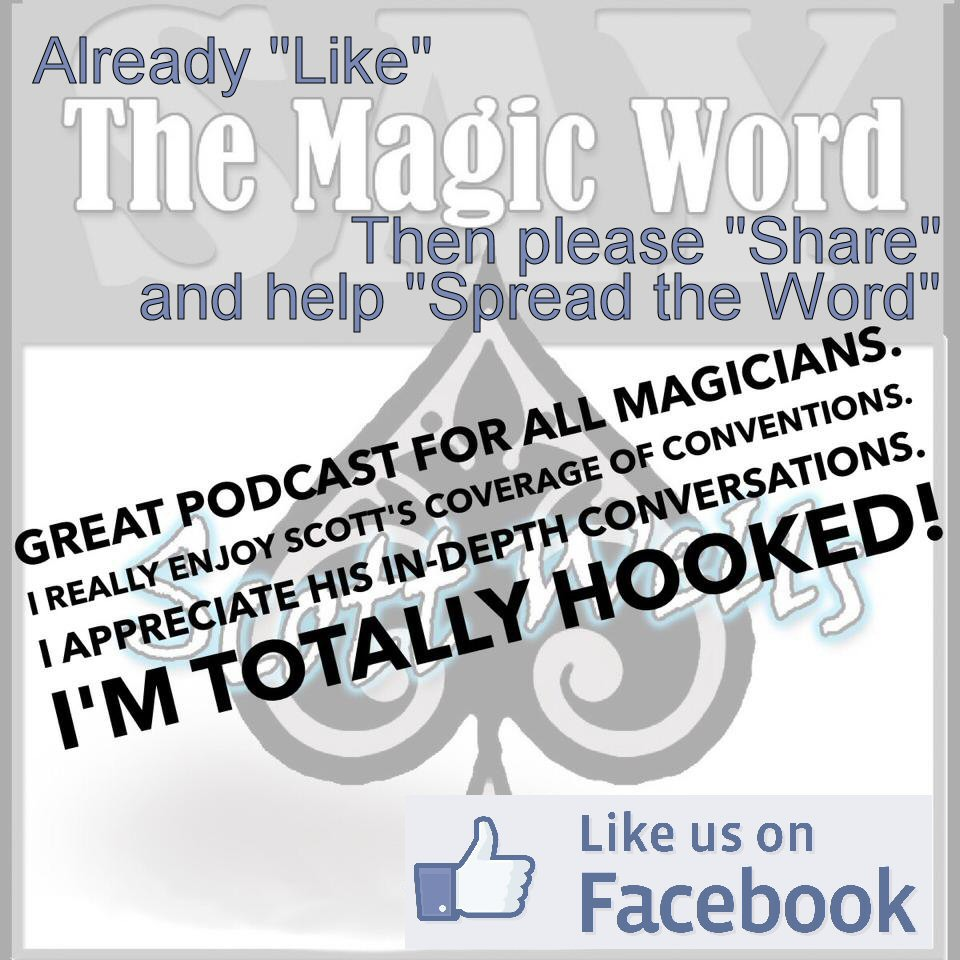 Just a few comments that accompany the five star ratings on iTunes for The Magic Word. Add your comments today! Thanks.
