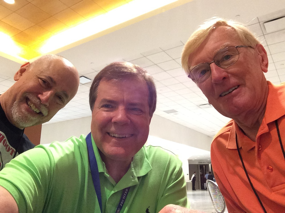 Michael Close, Scott Wells and Don Wiberg