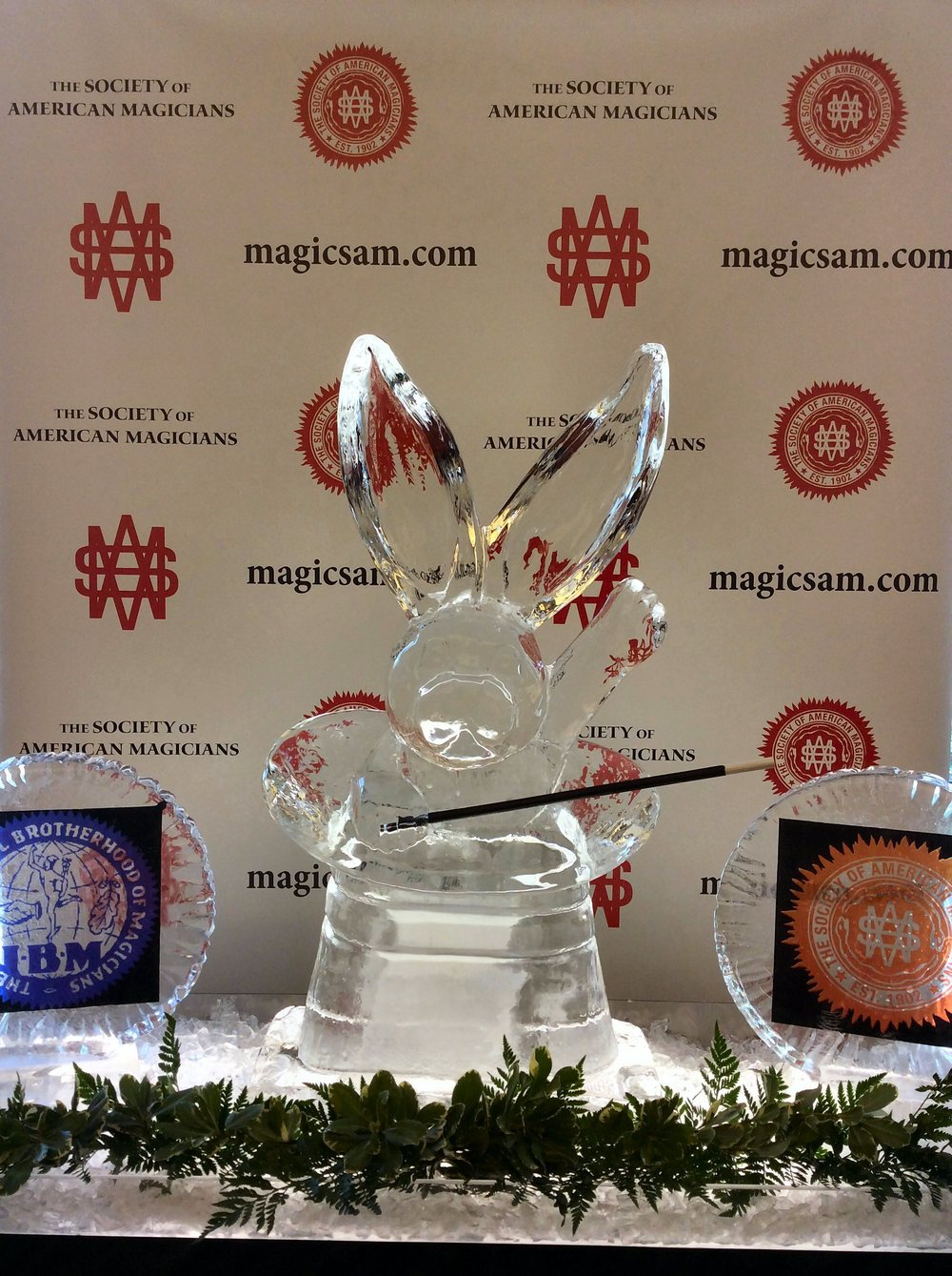 Magic Ice Sculptures