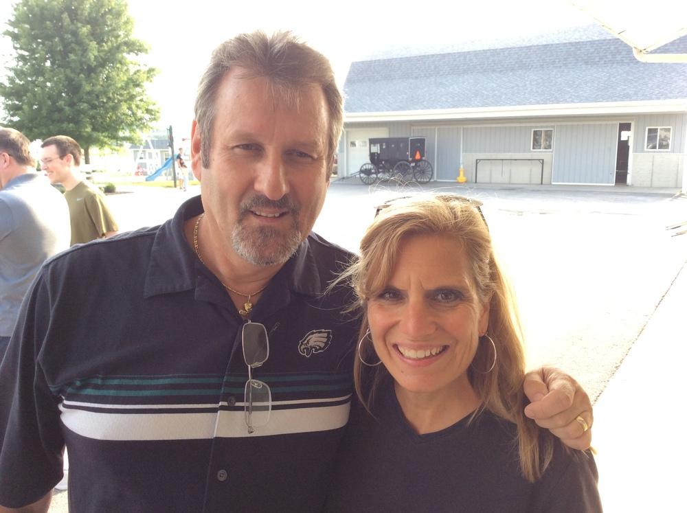 Mike Miller & Jana Taylor