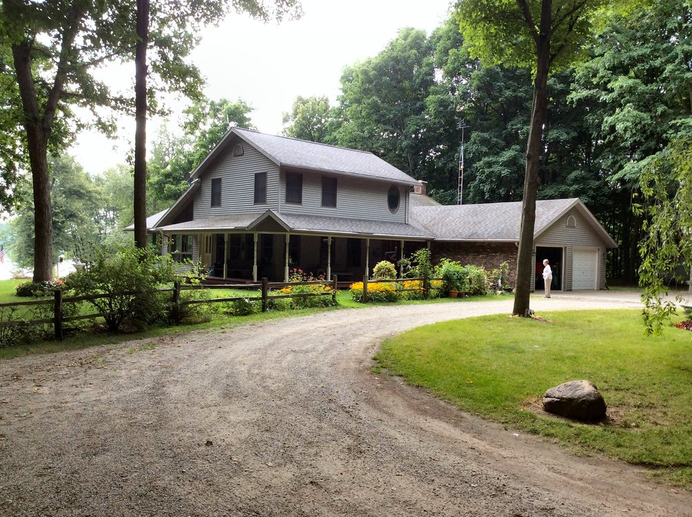 Home of Mary Jo & Randy Sharp - hosts for many performers