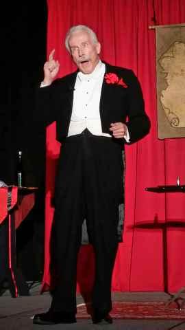 Max Howard as Gus Rich, War Magician