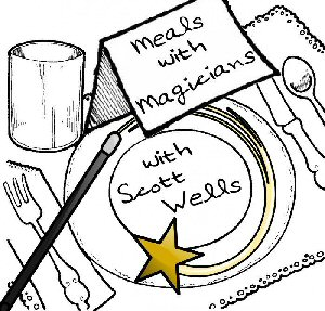 "Can't get enough magic podcasts? Why eat alone? Enjoy these irregular podcasts as I take my microphone along and record conversations over lunch, dinner or drinks. It's raw, unedited, something different and fun! Enjoy ""Meals with Magicians""."