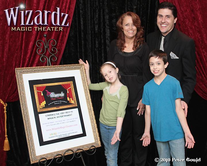 Erick & Kim Olson and Family