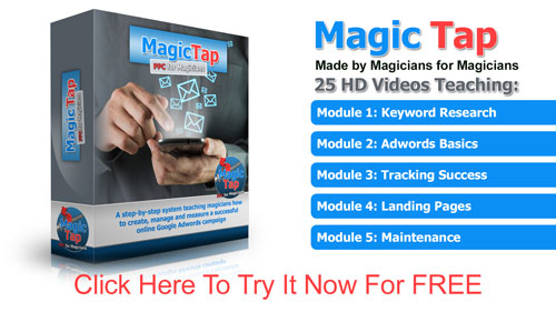 Click on the banner above for more information on how you can increase business and profits! After your free trial and upon checkout, the payment page has a coupon field. Please use the following promo code to receive your discount: magicword