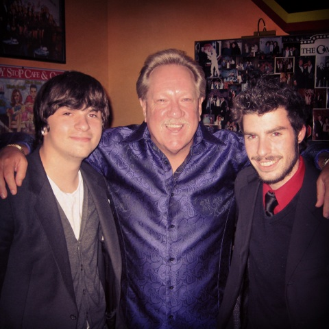 Michael Finney with Logan and Max.jpg
