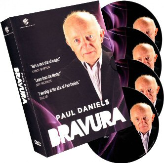 The complete legacy from Paul Daniels, complete with performance of his act, explanations and interviews with his wife, Debbie McGee and many other magicians.