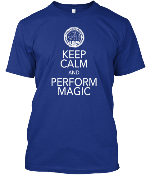 Click on the image above for more information on how you can order this cool t-shirt or hoody