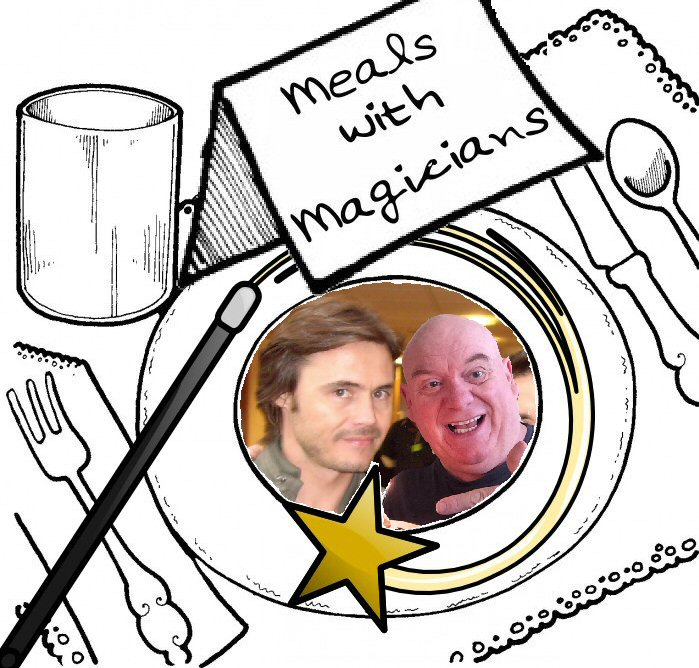 Join us for another episode as a few magicians dine and chat. There is a little magic talked about in this episode, a little...okay, very little. Just another boring dinner with David Stone and Martin Cox and a few local Houston magicians.