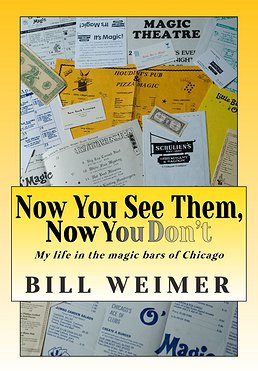 Order your copy of Bill's book at his website  http://www.magicbarbook.com/